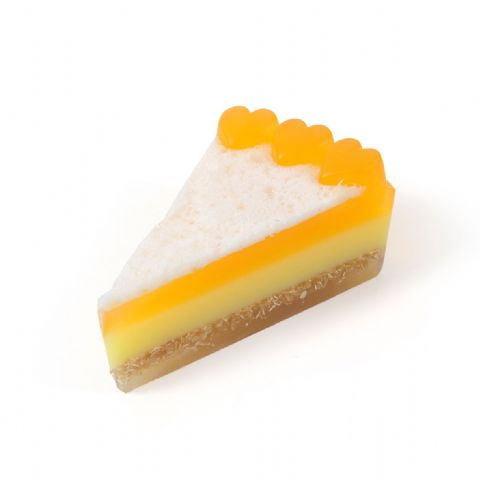 Grapefruit & Mandarin Soap Cake Slice - Bath Bubble & Beyond 200g